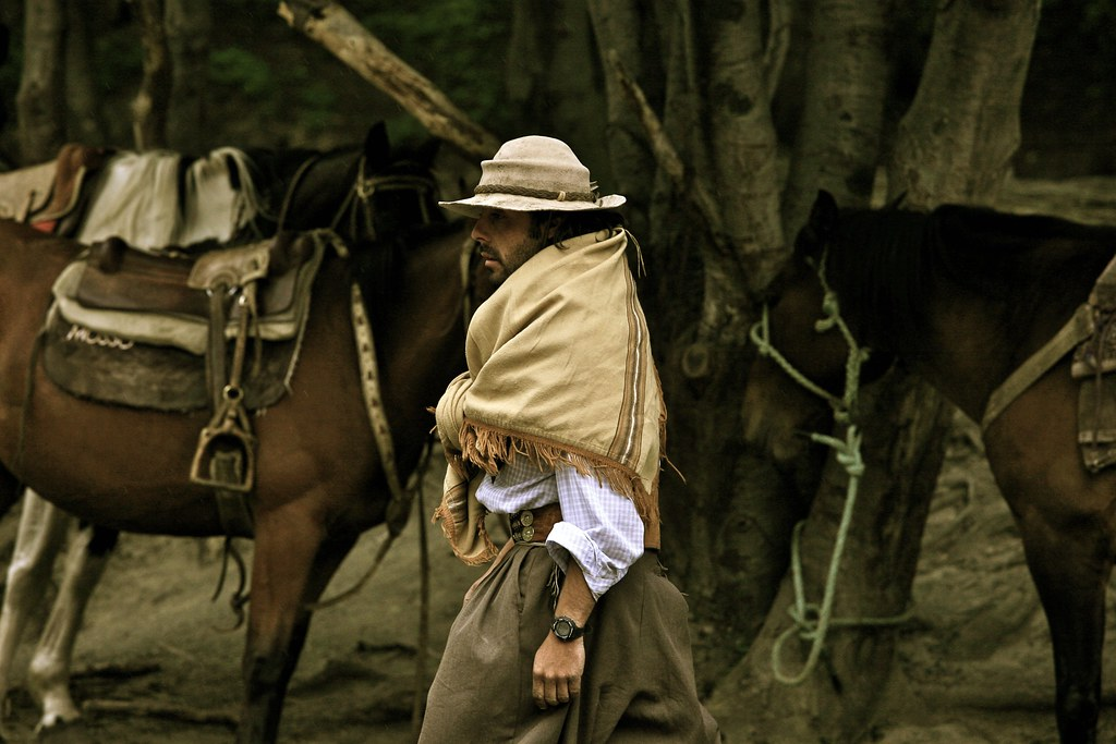 Portrait of a Gaucho
