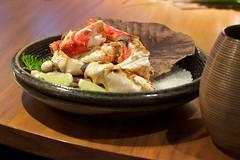 Salt-Grilled Crab