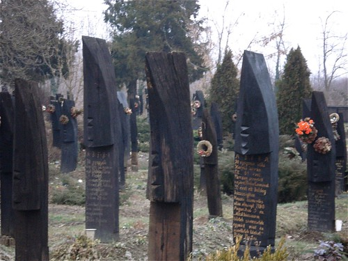 67 A híres kopjafás temető