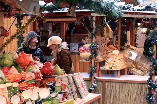 Budapest Christams Market