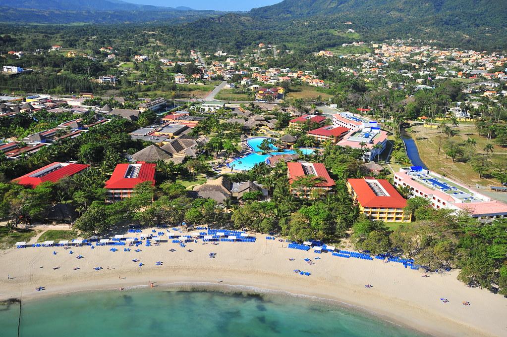 Vista Aérea de Costa Dorada / Aerial View Costa Dorada