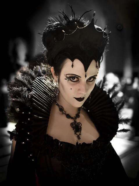 Black Queen III | Shot taken at Gala Nocturna - The Virgin ...