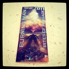 BURNING MAN TICKETS FOR