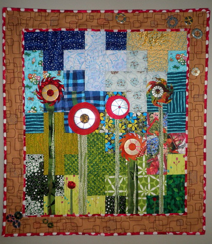 Project QUILTING - Hardware Store Challenge - How Does Your Garden Grow?