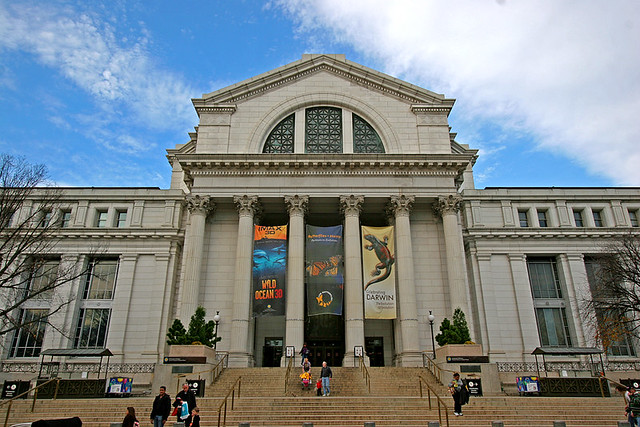 History Of The Smithsonian Natural History Museum