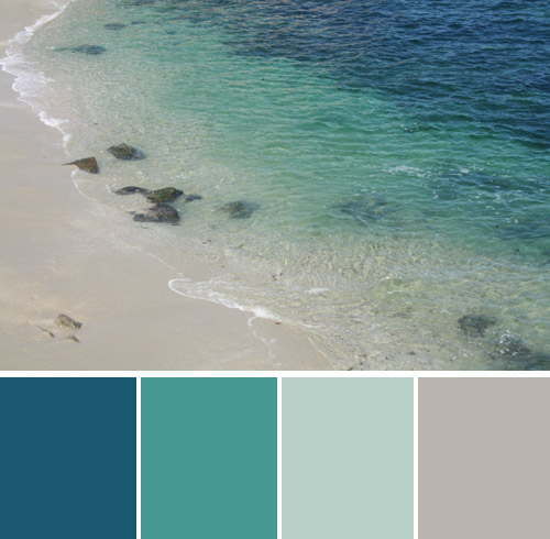 Beach House Color Palettes Joy Studio Design Gallery