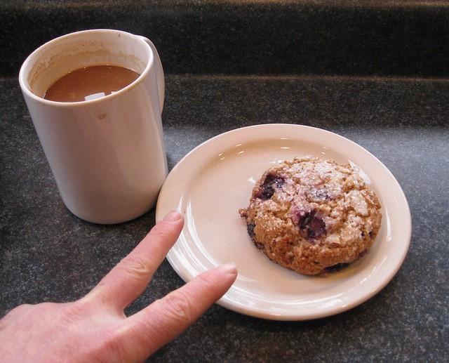Blueberry Hill Coffee Shop Edinburgh