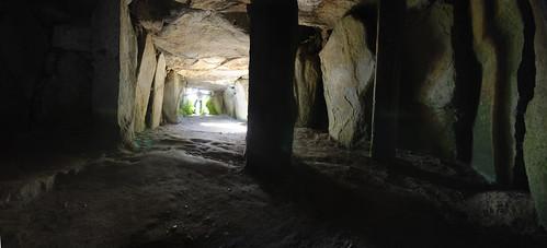 Dolmen in Guernsey