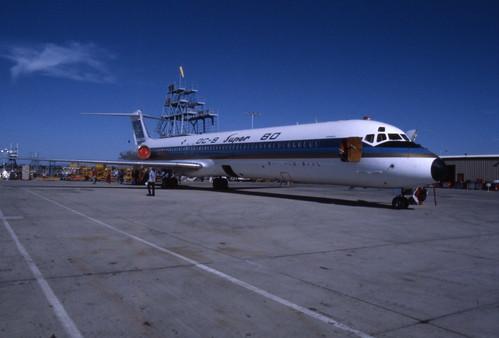 s0010 DC-9 Super 80