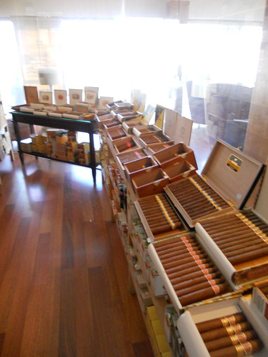 Singles for sale in the walk in Humidor