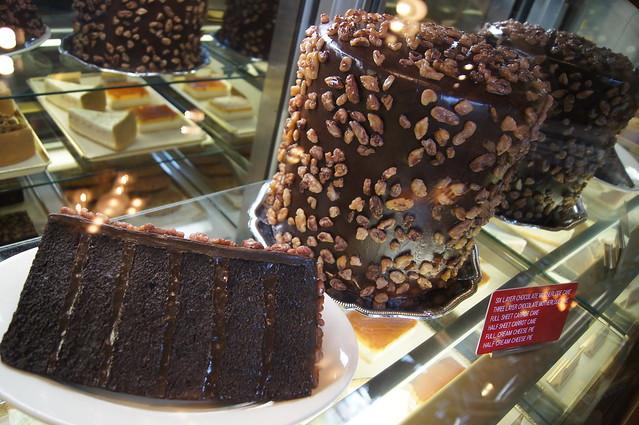 Layer Chocolate Cake Claim Jumper