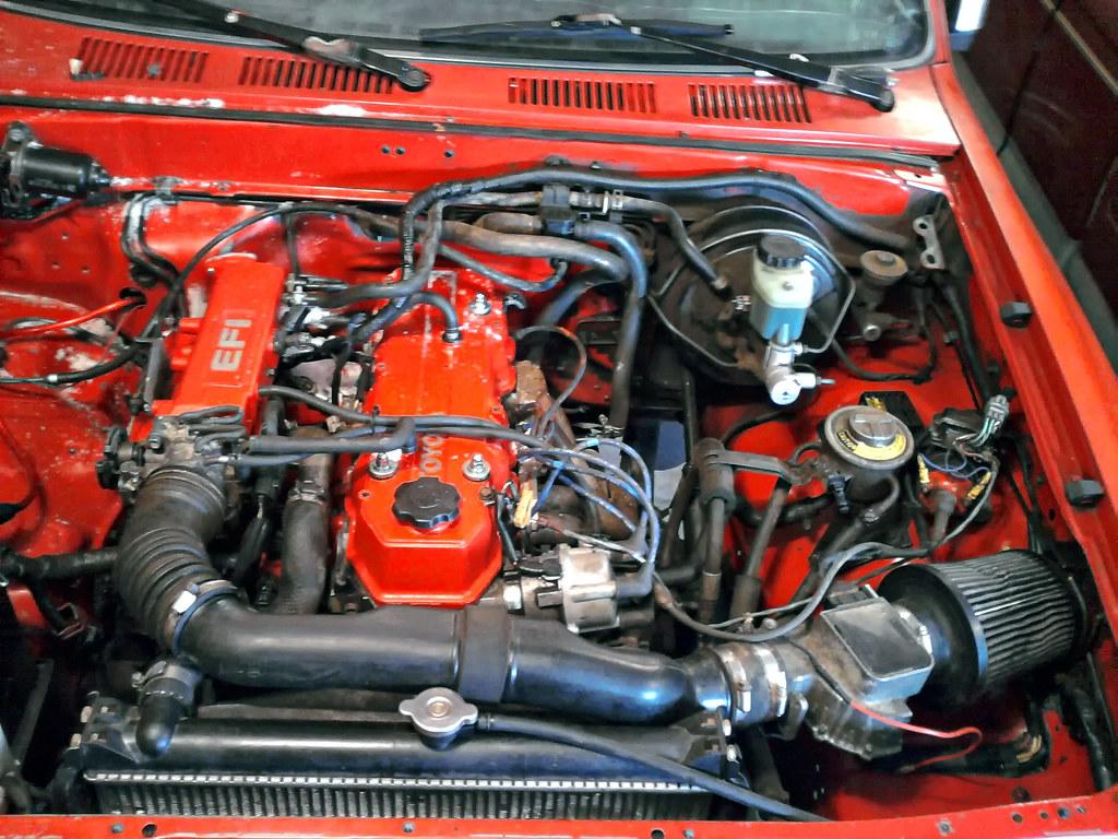 Air Intake Toyota Pickup
