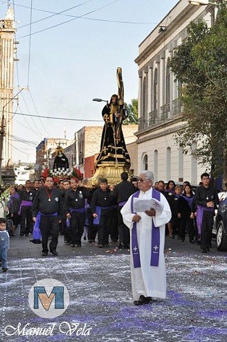 DSC_0105 Se inician los preparativos para la semana santa Fiesta del Señor Jesús Nazareno y de la Santísima Virgen de la Piedad por LAE Manuel Vela