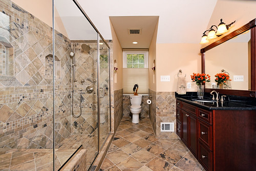 Bathroom by Michael Nash Design, Build & Homes