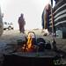 Our Bedouin Host Returns to his Tent - Wadi Rum, Jordan