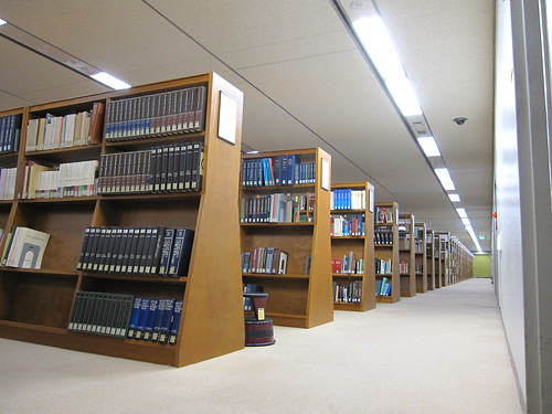 Libraries are a great place to find free Wi-Fi