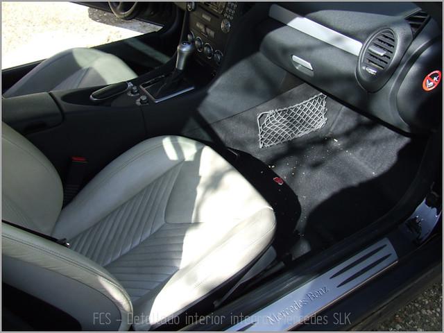 Detallado interior integral mercedes benz slk - Mercedes benz azuqueca de henares ...