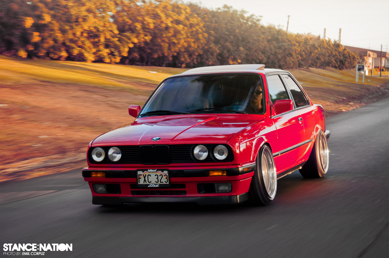 ccw x bmw e30 stancenation form function. Black Bedroom Furniture Sets. Home Design Ideas