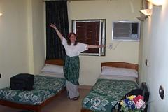 Jayne in Luxor