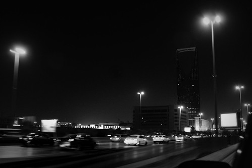 Almmlkah tower , Earth hour