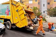 Coleta, Destinação e Tratamento de Resíduos Sólidos - Cidade Sustentável