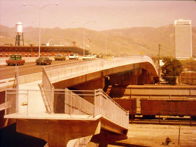 North Temple Viaduct Us 40 Early 1970s Flickr Photo