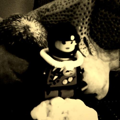 94/365 - LEGO SCUBA Diver