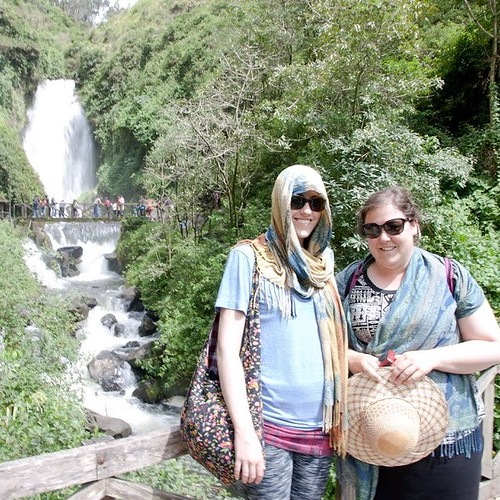 otavalo waterfall