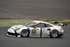 PORSCHE AG TEAM MANTHEY - Porsche 911 RSR