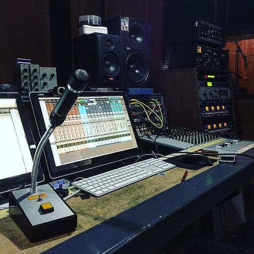 #producerlife #atominostudio #wildtides #seem #desk