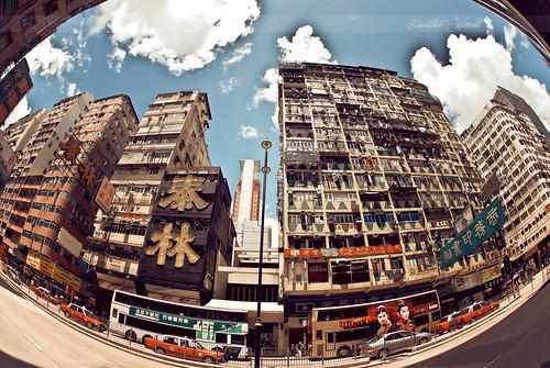 road street nikon nathan fisheye hong kong che 365 d200 香港 16mm 泰林