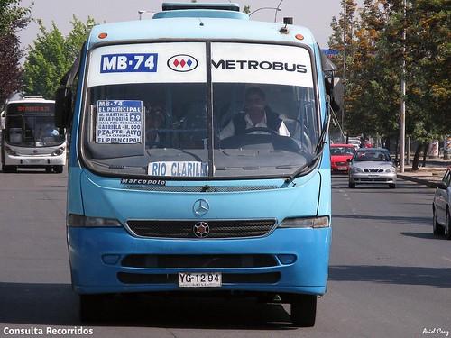 MB74 | Marcopolo Senior GV / YG1294