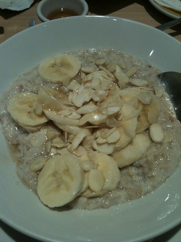 Porridge @ The Village Bistro