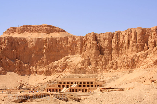Day 07 - Queen Hatchepsut Mortuary Temple 01