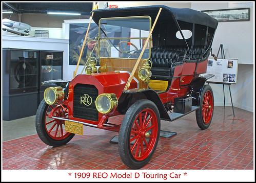 1909 REO Model D