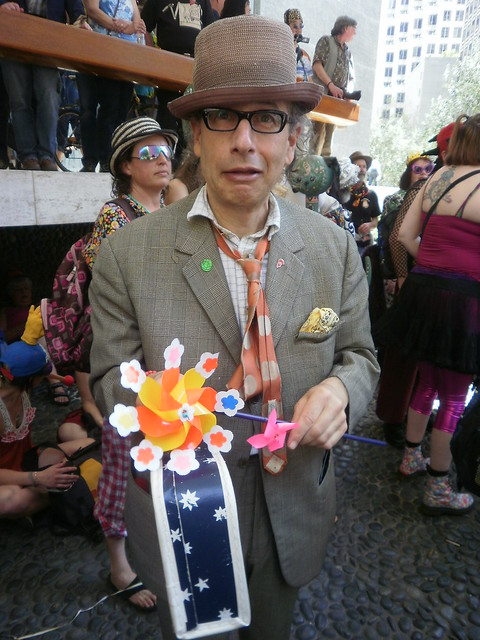 ST STUPID'S DAY- PINWHEEL FUN