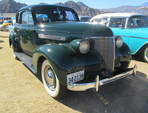 1939 Chevrolet Master Deluxe Town Sedan