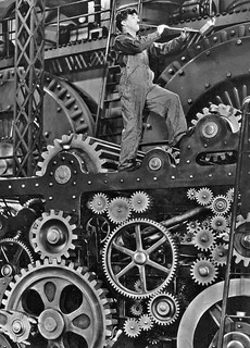 1936 ... 'Modern Times'