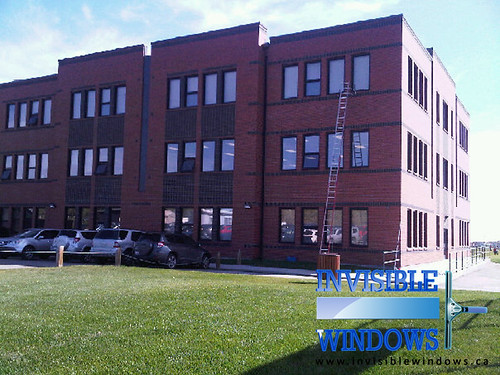 Commercial Window Cleaning Services Calgary