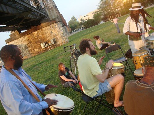 Shreveport Drum Circle