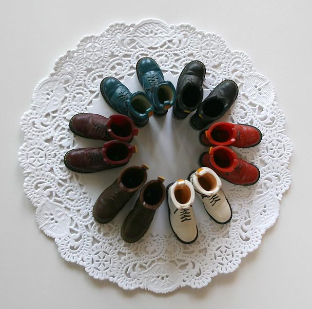 momoko's shoes