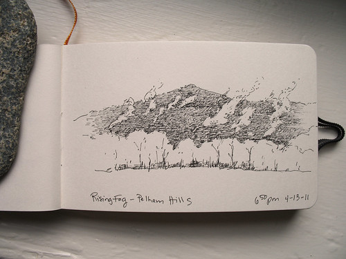 Rising Fog_Pelham Hills