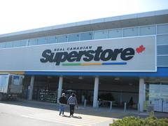 ロブロウが運営するスーパーセンター