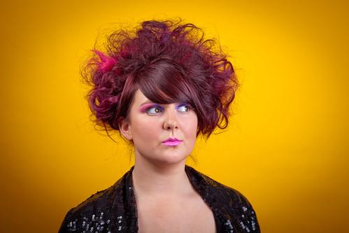 jess moody hair model 4