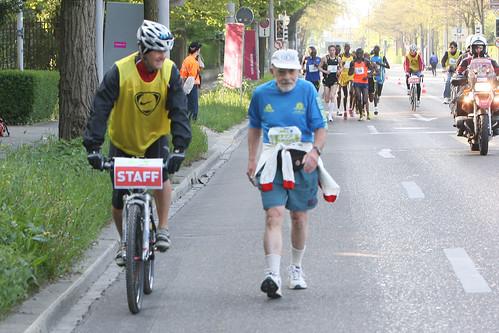 Ältester Läufer 2011