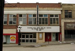The Strand Theatre, Brandon, Manitoba