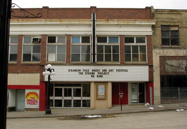 Brandon manitoba movie theatre