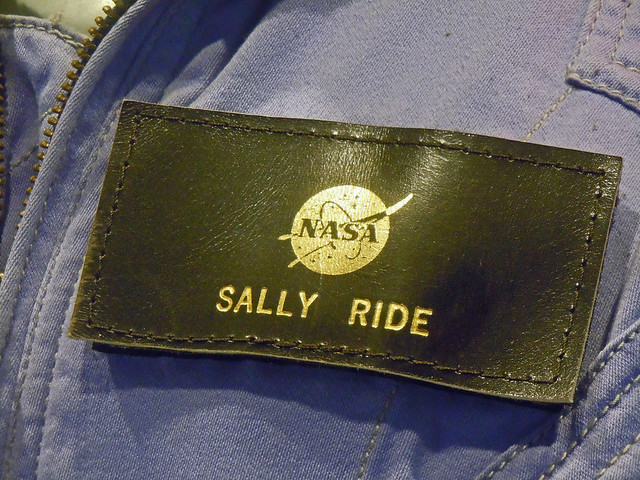 sally ride nasa name patch - photo #5