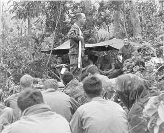 Vietnam, Easter Services, 6 April 1969