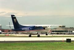 Midwest  Dornier 328Jet starboard aft